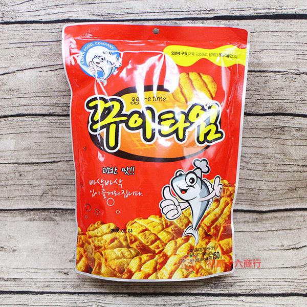 韓國零食韓國魚酥餅乾150g【0216零食團購】8809288498859