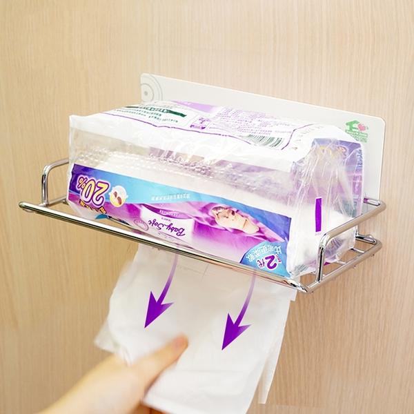 衛生紙架 浴室 置物架 家而適 收納架
