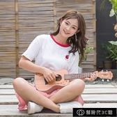 烏克麗麗 單板烏克麗麗23寸吉他成人兒童ukulele初學者學生女男小吉他樂器