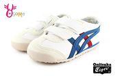 Asics Onitsuka Tiger 運動鞋 小童 寶寶 慢跑鞋 O7624#白色◆OSOME奧森童鞋