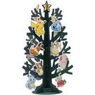 【2020 寶可夢 紙聖誕樹】寶可夢 2020 聖誕節限定 紙聖誕樹 附小卡片 日本正版 該該貝比