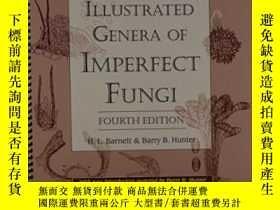 二手書博民逛書店Illustrated罕見Genera Of Imperfect FungiY307751 Horace Le
