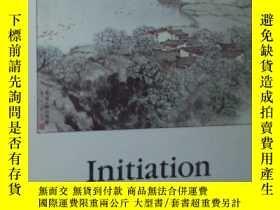 二手書博民逛書店罕見法語版汪曾祺小說集 Initiation d un jeun