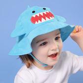 【雙12】全館85折大促兒童帽子男童女童遮陽帽可愛太陽帽漁夫帽