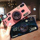 贈支架 華碩 Zenfone Max Pro ZB601KL ZB602KL 手機殼 復古相機 軟殼 全包 減震防摔 保護殼 創意 保護套