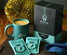 【白咖啡坊】南洋 榴槤白咖啡 盒裝15入 會員價380元 團購價(一次購滿8盒)每盒330元