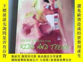 二手書博民逛書店KIDS罕見AND TEENSY218789