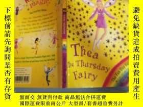 二手書博民逛書店thea罕見the thursday fairy 西婭星期四仙女Y200392