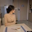 簡約素面高領針織衫Z11097   【全館免運】