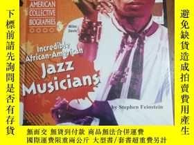 二手書博民逛書店Incredible罕見African-American Jaz