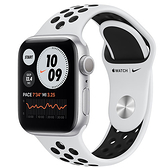 Apple Watch Series 6 Nike GPS版-鋁金屬殼搭配運動型錶帶【40m】【愛買】