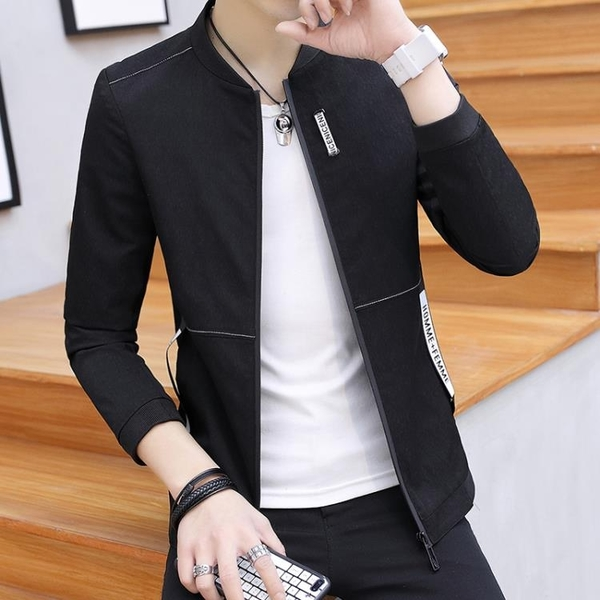 棒球外套 夾克 韓版潮流帥氣薄款外套