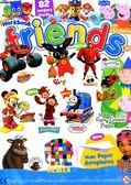 FUN TO LEARN friends (英國版) 第397期+玩具組