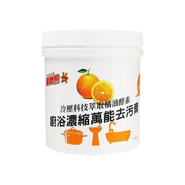 Soft Bear 柔軟熊 廚浴濃縮萬能去污膏(500g)【小三美日】