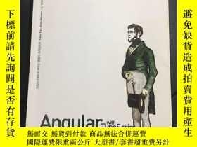 二手書博民逛書店Angular罕見with TypeScript Develop
