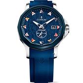 CORUM崑崙錶 ADMIRAL 42海軍上將機械腕錶 395.101.22/F373 WB12