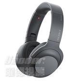 【曜德★送收納袋】SONY WH-H900N 灰黑 降噪 觸控 無線藍芽 耳罩式耳機