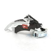 *阿亮單車*SHIMANO登山車前變速器,支援48T,上、下拉共用,31.8,34.9mm皆可用,FD-TX51《C32-015》
