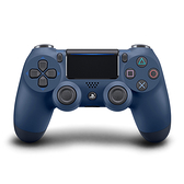 [哈GAME族]免運費 可刷卡 公司貨 PS4 SONY DUALSHOCK 4 光條觸控版 新款 無線控制器 午夜藍