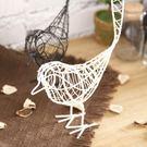 美式復古鐵藝小鳥擺件辦公室裝飾工藝品創意家居飾品客廳酒櫃擺設·樂享生活館