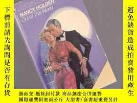 二手書博民逛書店NANCY罕見HOLDER:OUT OF THIS WORLD【