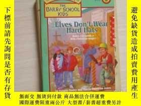 二手書博民逛書店ELVES罕見DON T WEAR HARD HATS【025】