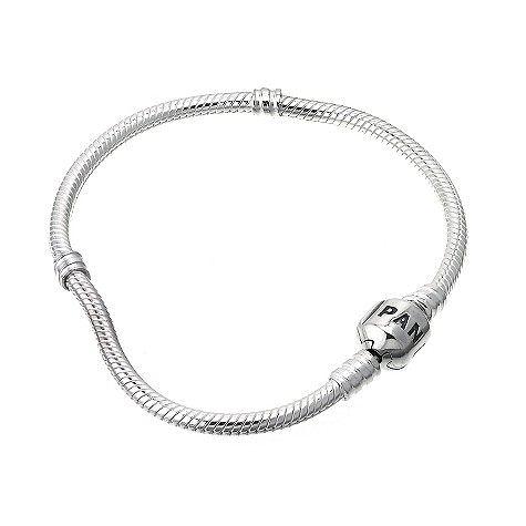 Pandora 潘朵拉丹麥時尚飾品串珠 經典925純銀手鍊手環 部落客 情人 禮物
