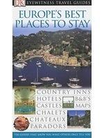 二手書博民逛書店《Europe s Best Places to Stay (DK Eyewitness Travel Guide)》 R2Y ISBN:0751368857