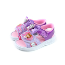 Disney 迪士尼 蘇菲亞小公主 涼鞋 電燈鞋 紫色 中童 童鞋 SOKT07507 no708
