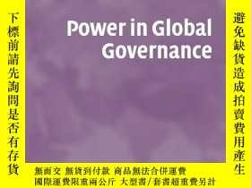 二手書博民逛書店Power罕見In Global GovernanceY256260 Barnett, Michael N.