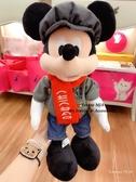 *Yvonne MJA* 美國迪士尼 限定正品 米老鼠 mickey 米奇 精裝版 娃娃