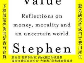 二手書博民逛書店Good罕見Value: Reflections On Money, Morality And An Uncert
