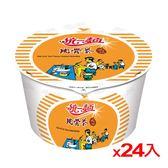 統一肉骨茶風味24碗(箱)【愛買】