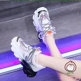 老爹鞋女夏季透氣鞋子網面運動休閒女鞋百搭【桃可可服饰】