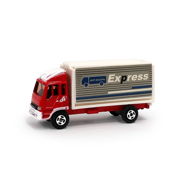 A&L奧麗迷你合金車 NO.78 郵政車 滑行車 運送車 運輸車 工程模型車(1:64)【楚崴玩具】
