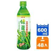 津津 綠蘆筍汁飲料 600ml (24入)x2箱