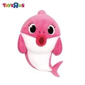 玩具反斗城 PINK FONG 鯊魚家族發聲絨毛-MOTHER SHARK