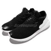 adidas 休閒慢跑鞋 Tubular Entrap W 黑 白 運動鞋 黑白 女鞋【PUMP306】 BA7108