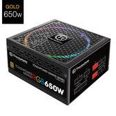Thermaltake 曜越 Toughpower Grand RGB 650W 金牌 電源供應器