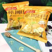 【海太】  蜂蜜奶油洋芋片黃色包裝 D25