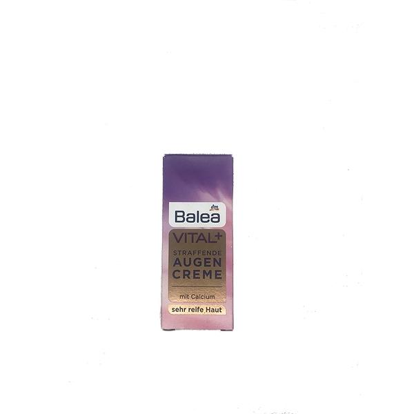 德國Balea Vital+Plus 深層修護抗皺 老年眼霜