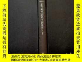 二手書博民逛書店REPORT罕見FROM THE INTERIOR(英文原版)Y6406 如图 如图 出版2013