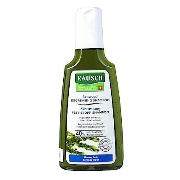 專品藥局 RAUSCH 羅氏 海藻洗髮精 200ml (瑞士原裝進口,正品公司貨)【2005829】