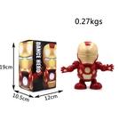 鋼鐵俠玩具 跳舞玩具 語音智慧玩具 兒童玩具