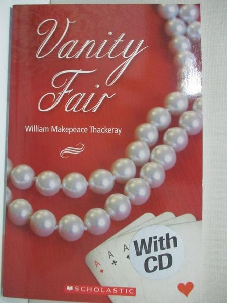 【書寶二手書T4/原文小說_IJI】Scholastic ELT Readers Level 3: Vanity Fair with CD_Scholastic UK