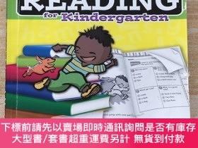 二手書博民逛書店180罕見Days of Reading for Kindergarten(有筆記)附光盤Y177113 Su