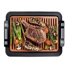 家用無煙燒烤烤肉盤電烤盤燒烤爐【七月特惠】