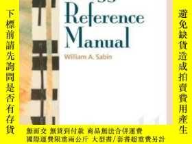 二手書博民逛書店The罕見Gregg Reference ManualY364682 William Sabin Career