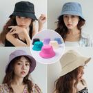 MIUSTAR 繽紛糖果色系!素面簡約漁夫帽(共6色)【NH1650】預購