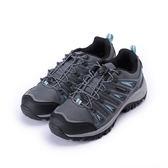 GOODYEAR 防水束帶戶外運動鞋 灰藍 GAWO72007 女
